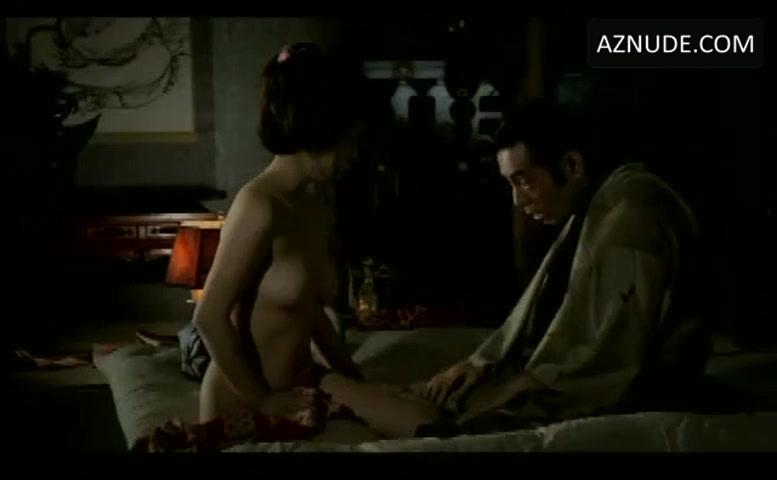 Akiko Kana  nackt
