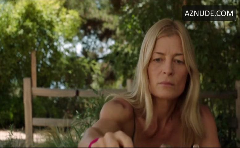 Dreya nackt Weber Jessica Marais