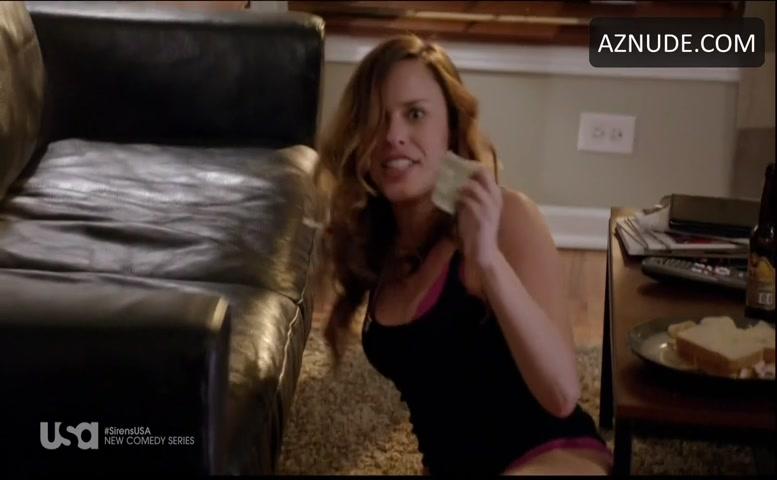 Jessica mcnamee nude
