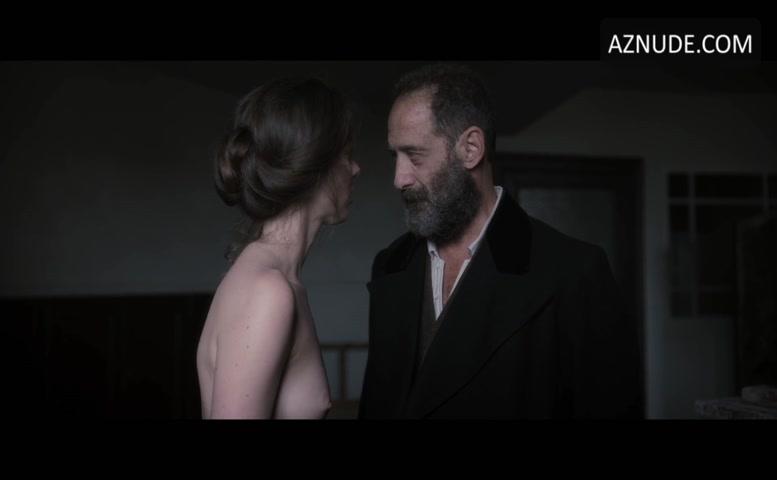 Gourbin  nackt Cendrine Rodin